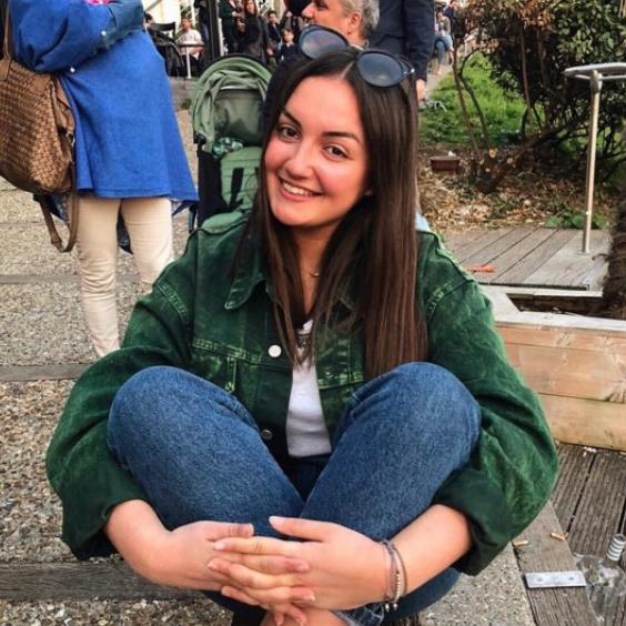 Alexandra, 24 ans
