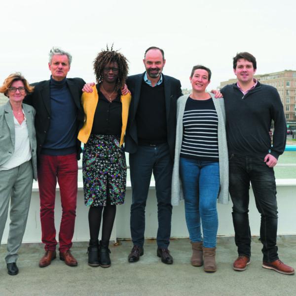 Galerie photos Edouard PHILIPPE municipales Le Havre 2020